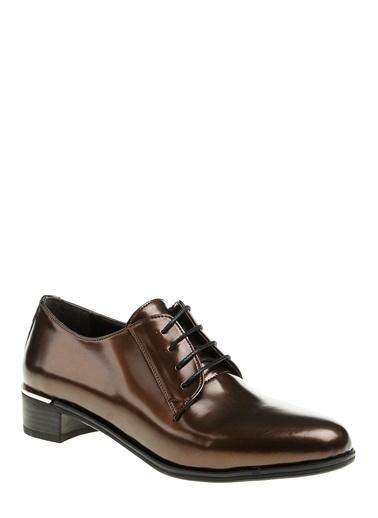 D by Divarese Oxford Ayakkabı Bakır